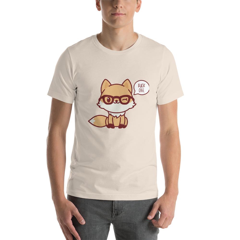 Fuck Off Fox T-Shirt