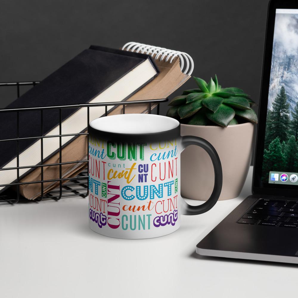 Cunt Coffee Mug