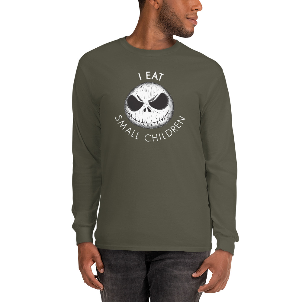 I Eat Small Children Long Sleeve Shirt